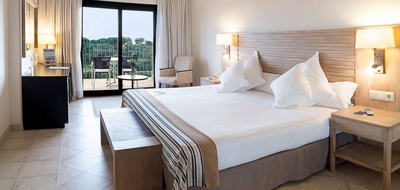 ozono hotel habitacion